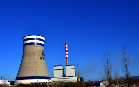 cooling towers: Power station cooling towers