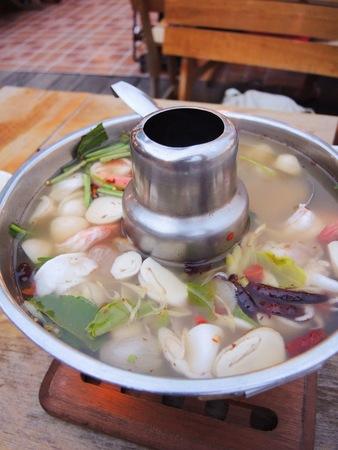 goong: Shrimp soup, Tom Yum Goong, Thailand food