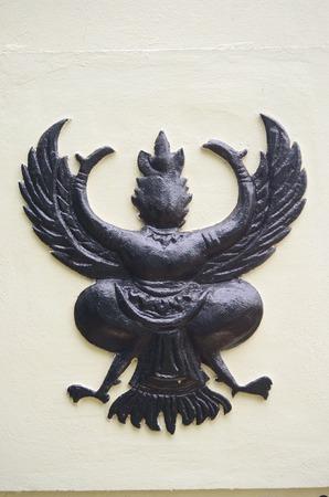 garuda: National symbol of Thailand garuda