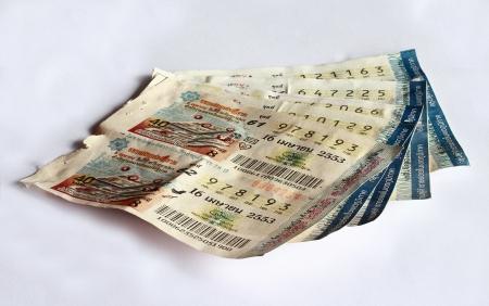 Thai lottery.