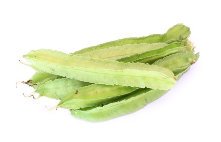four chambers:  Winged Bean