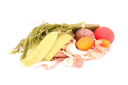 cha om: Vegetables