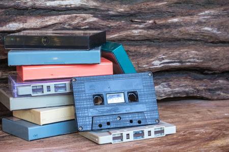 dubbing: Retro Audio Cassette