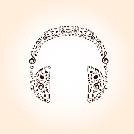 stanza: background music with headphones