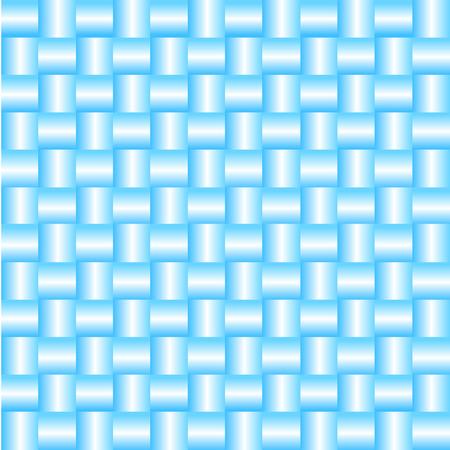criss cross: Vector background pattern woven Illustration