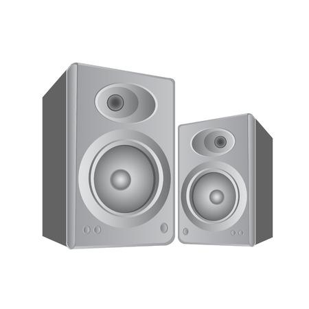 Vector speaker Vector