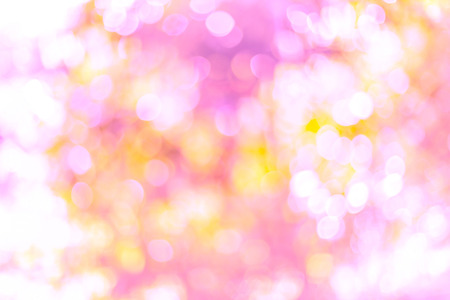 Defocused abstract pink background Stock Photo