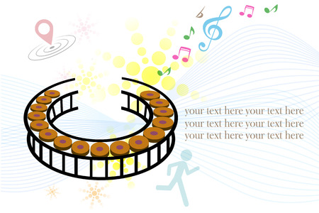 gong: gong circle,Thai musical instrument