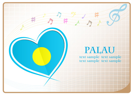 newest: heart logo made from the flag of Palau