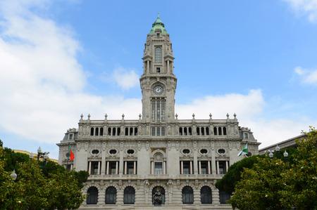 Porto City Hall (Portuguese: Camara Municipal), Porto, Portugal photo