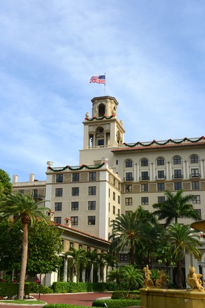 breakers: Breakers Hotel is a historic hotel in Palm Beach with Italian Renaissance style, Florida, USA. Originally called the Palm Beach Inn, this hotel was one of the impressive east coast hotels belongs to Henry Flagler.