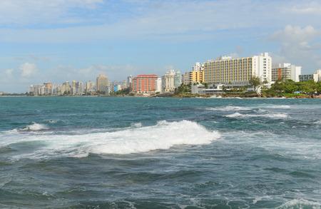 upper class: Condado is a upper class community at east of the Old San Juan, Santurce, San Juan, Puerto Rico