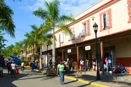 jamaica: Falmouth Harbour Lane is located at historic downtown in Falmouth, Jamaica.