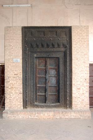 punjab: Lahore Fort  , in Punjab, Pakistan. Editorial