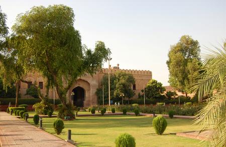 punjab: Lahore Fort   in Punjab, Pakistan.
