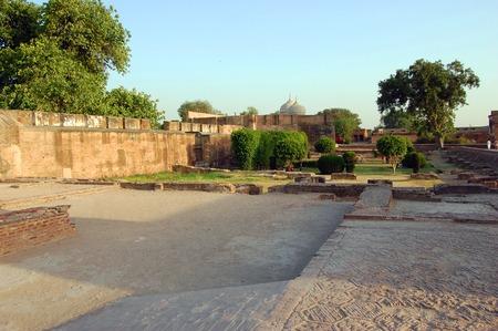 punjab: Lahore Fort is registered   in Punjab, Pakistan.