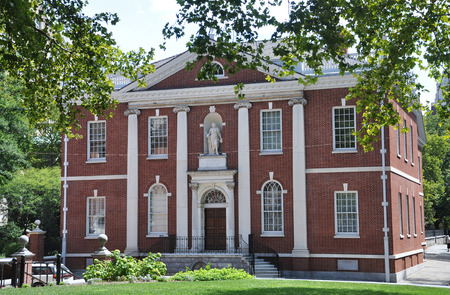 national congress: Library Hall is a historical building near Independence Hall in Old City Philadelphia, Pennsylvania, USA.
