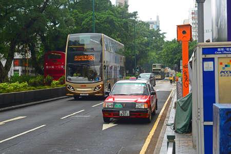 Hong Kong Nathan Road is a main commercial thoroughfare in Kowloon, Hong Kong.