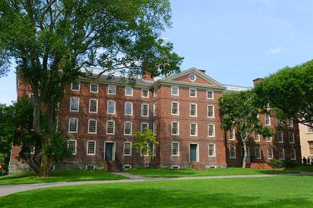 University Hall in Brown University, Providence, Rhode Island RI, USA.