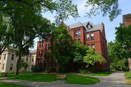 Slater Hall in Brown University, Providence, Rhode Island RI, USA.