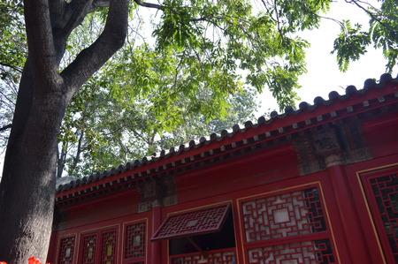 definite: Rongguo ancient house