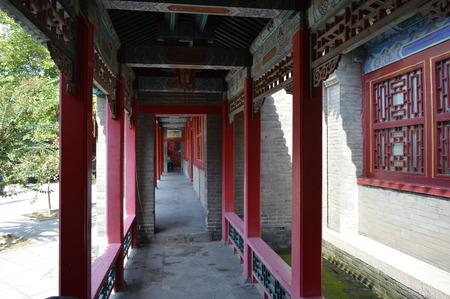 verandah: corridor