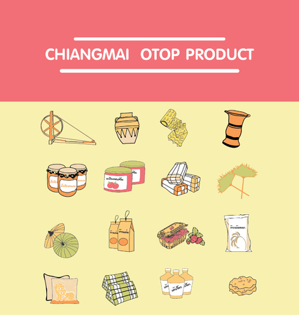 Chiang Mai OTOP products