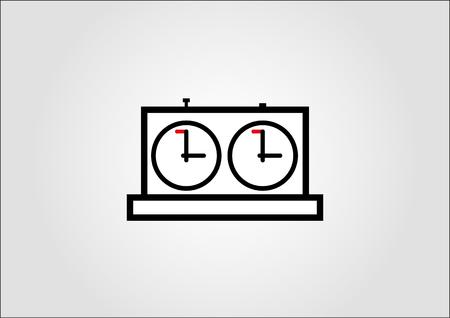 chess clocks
