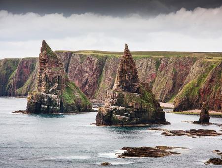 スコットランドの北海岸、ジョン o