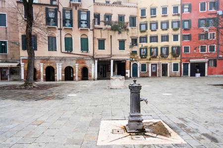 ユダヤ人の四分の一、ヴェニス、ヴェネト州、イタリア、ヨーロッパ