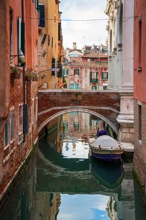 建築、橋、ヴェネツィア、イタリア、ヨーロッパの美しい景色