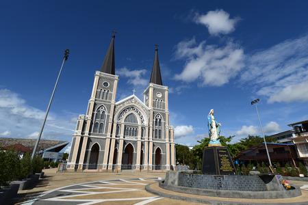 The Roman Catholic Church, Chanthaburi Province, Thailand  photo