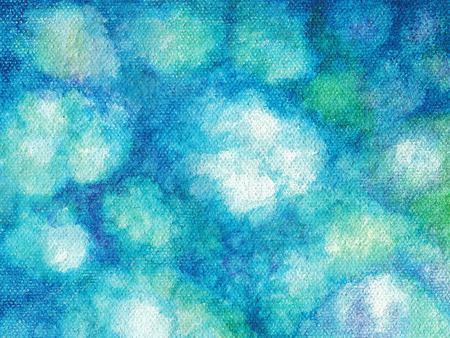 printmaking: Art abstract Background . Handmade color painting on canvas. Stock Photo