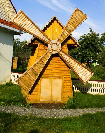 berkmeer: Mill