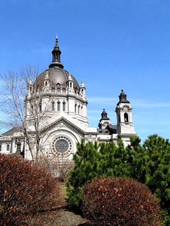 Cathedral of Saint Paul Stock fotó