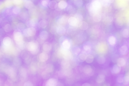 Purple bokeh abstract background, out of focus