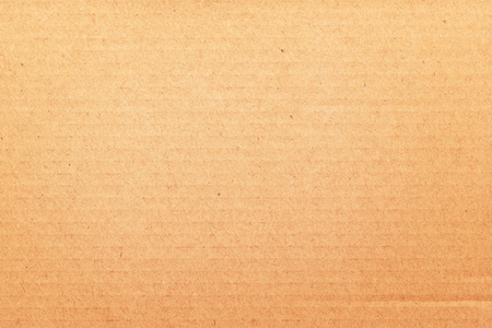 Close up of brown craft paper texture for background Stock Photo