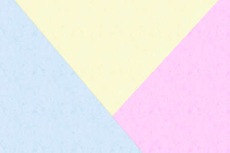 Pastel colored paper abstract texture for background and art design
