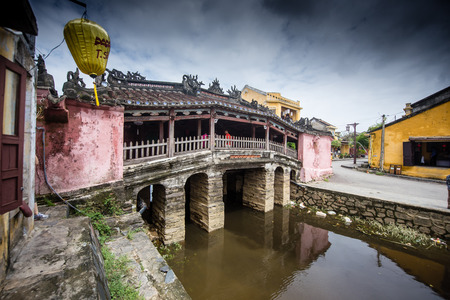 ponte giapponese: Ponte giapponese, Hoi An