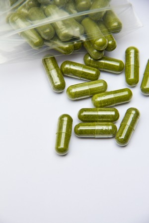 herbal drug capsule 2 photo