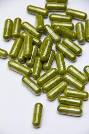 herbal drug capsule 1