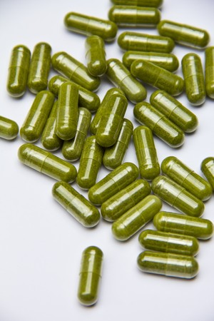 herbal drug capsule 1 photo