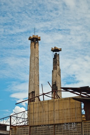 old factory Stock Photo - 7553280