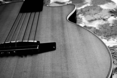acoustic classic guitar Stock Photo - 7743469