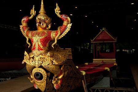 thai royal prow Stock Photo