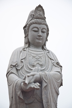 mercy: Kuan Yin image of buddha