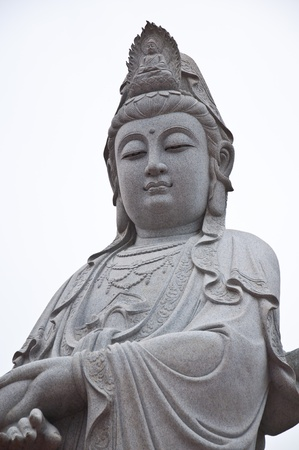 Kuan Yin image of buddha sculpture art