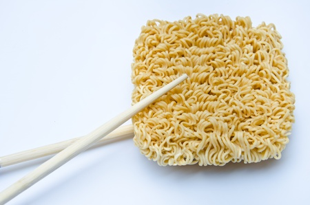 noodle Chopsticks Stock Photo - 12976970