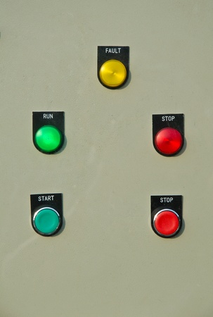 control switch button photo