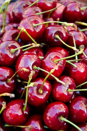 fresh cherry Stock Photo - 14071723